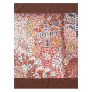 Bush Tucker Table Cloth Tablecloth