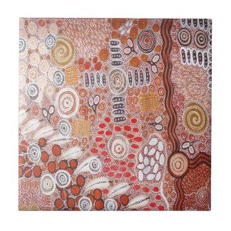Bush Tucker Tiles