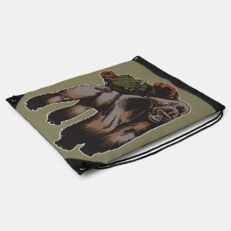 Bushcraft Gorilla Backpack