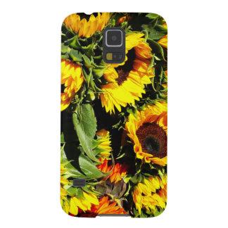 Bushel of Sunflower Samsung Case