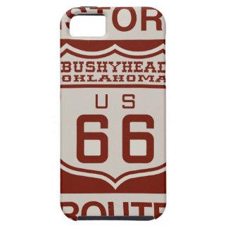 BUSHEYHEAD66 iPhone 5 CASE