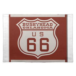 BUSHEYHEAD66 PLACEMAT