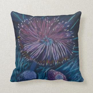 Bushflower Cusion Throw Pillow