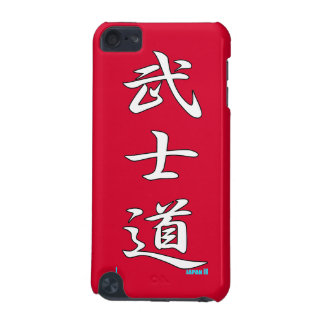 BUSHIDO KANJI red iPod Touch 5G Case