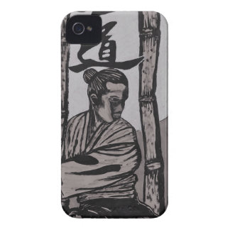Bushido Moon  by Cartrer L. Shepard Case-Mate iPhone 4 Cases