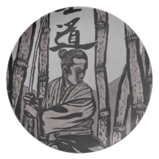Bushido Moon  by Cartrer L. Shepard Plate
