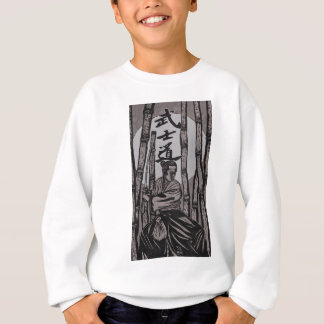 Bushido Moon  by Cartrer L. Shepard Sweatshirt