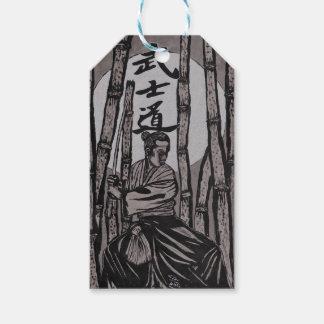Bushido Moon light Pack Of Gift Tags