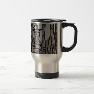 Bushido Moon light Travel Mug