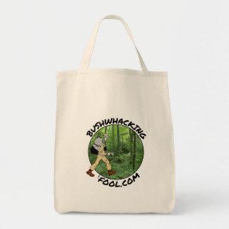 Bushwhacking Fool Organic Grocery Bag