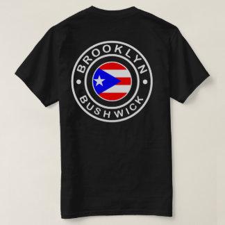 bushwick brooklyn - Puerto Rican Pride Shirt