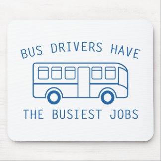 Busiest Jobs Mouse Pad