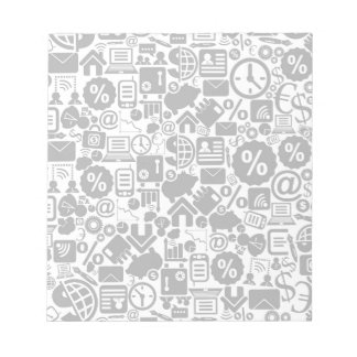 Business a background3 notepad