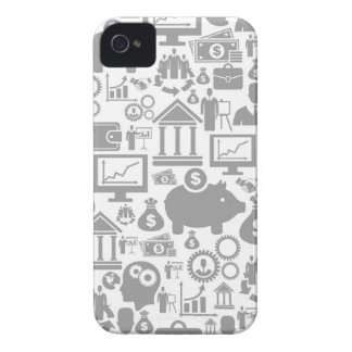 Business a background7 iPhone 4 cases