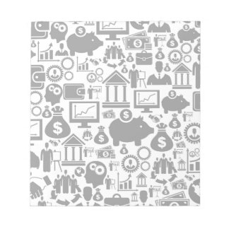 Business a background7 notepads