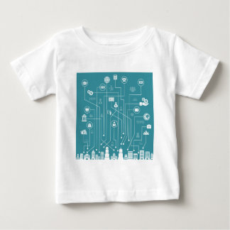 Business a city baby T-Shirt