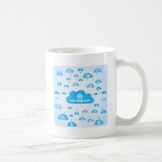 Business a cloud3 coffee mug