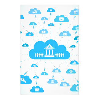 Business a cloud3 stationery