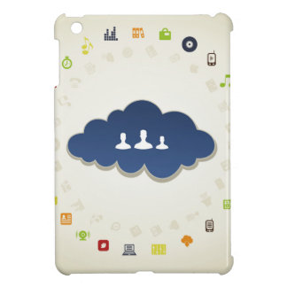 Business a cloud cover for the iPad mini