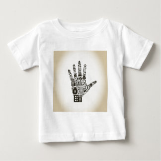 Business a hand2 baby T-Shirt