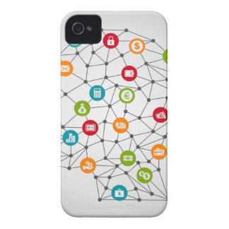 Business a head7 iPhone 4 covers