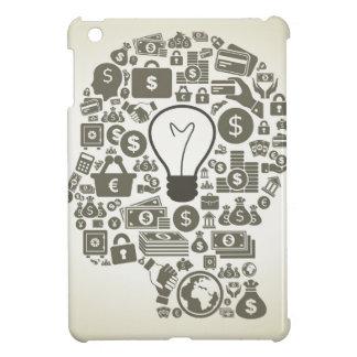 Business a head cover for the iPad mini