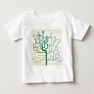 Business a labyrinth baby T-Shirt