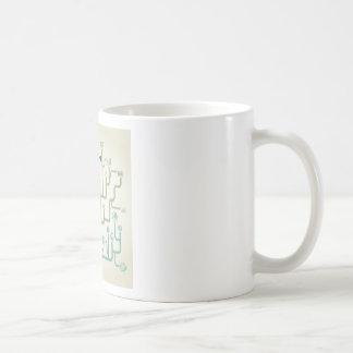 Business a labyrinth coffee mug