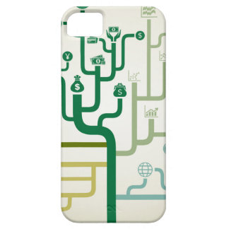 Business a labyrinth iPhone 5 cover