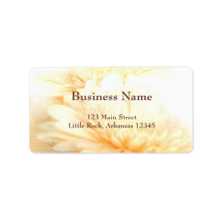 Business Address Label