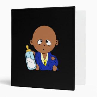 Business Baby Vinyl Binder