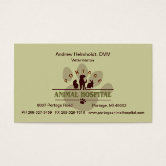 Business Card 4D