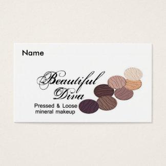 Business Card Beautiful Diva