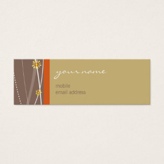 BUSINESS CARD :: brackets 3