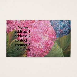 BUSINESS CARD. BUSINESS CARD