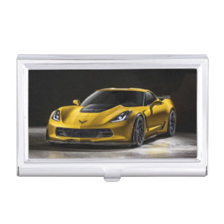 Business Card Case-Auto Business Card Holder