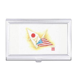 Business Card Case ~ Japan-U.S. Friendship