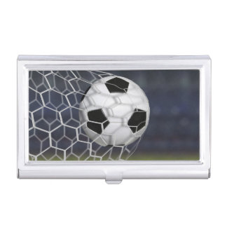 Business Card Case-Soccer Case For Business Cards