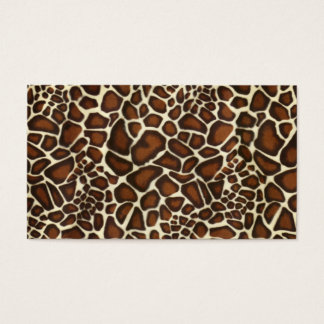 Business Card Cheetah