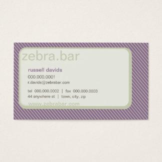BUSINESS CARD :: corporate trendsetter 7