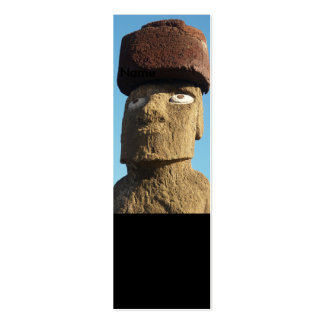 Business Card - Easter Island
