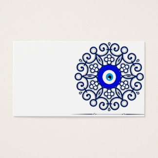 Business Card-evil-eye Business Card