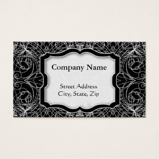 Business card indian style