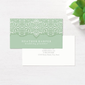 Business Card - Laced