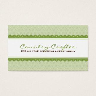 BUSINESS CARD :: pretty crafty 3