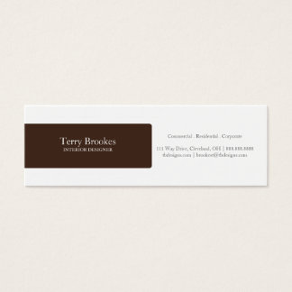 Business Card | Profile |br