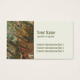 Business Card - Sediment
