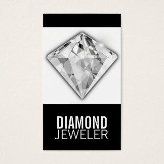 Business Card Template Diamond