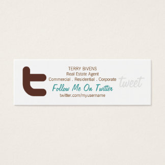 Business Card | Twitter |br
