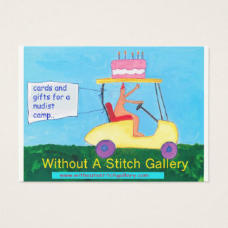 Business Card Without A Stitch Gallery